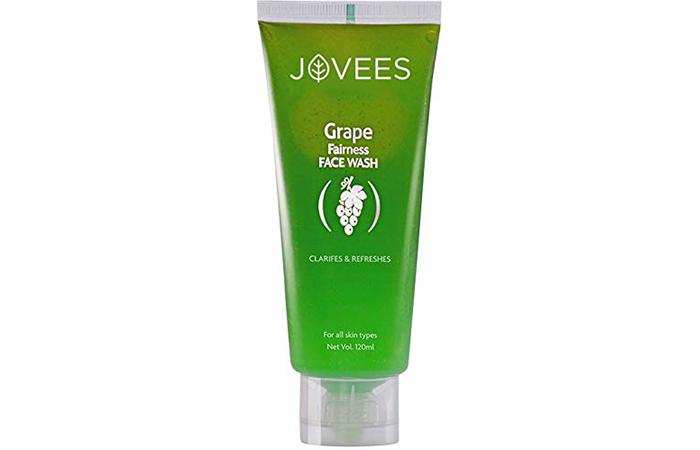 Jovis clarifying fairness face wash