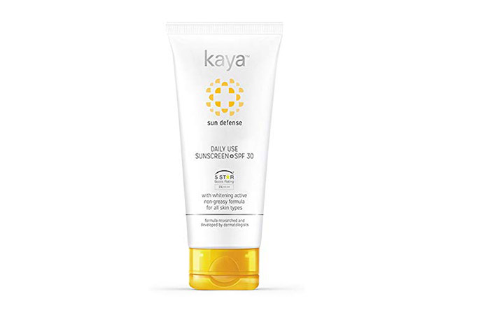 Kaya Clinic Daily Use Sunscreen SPF 30