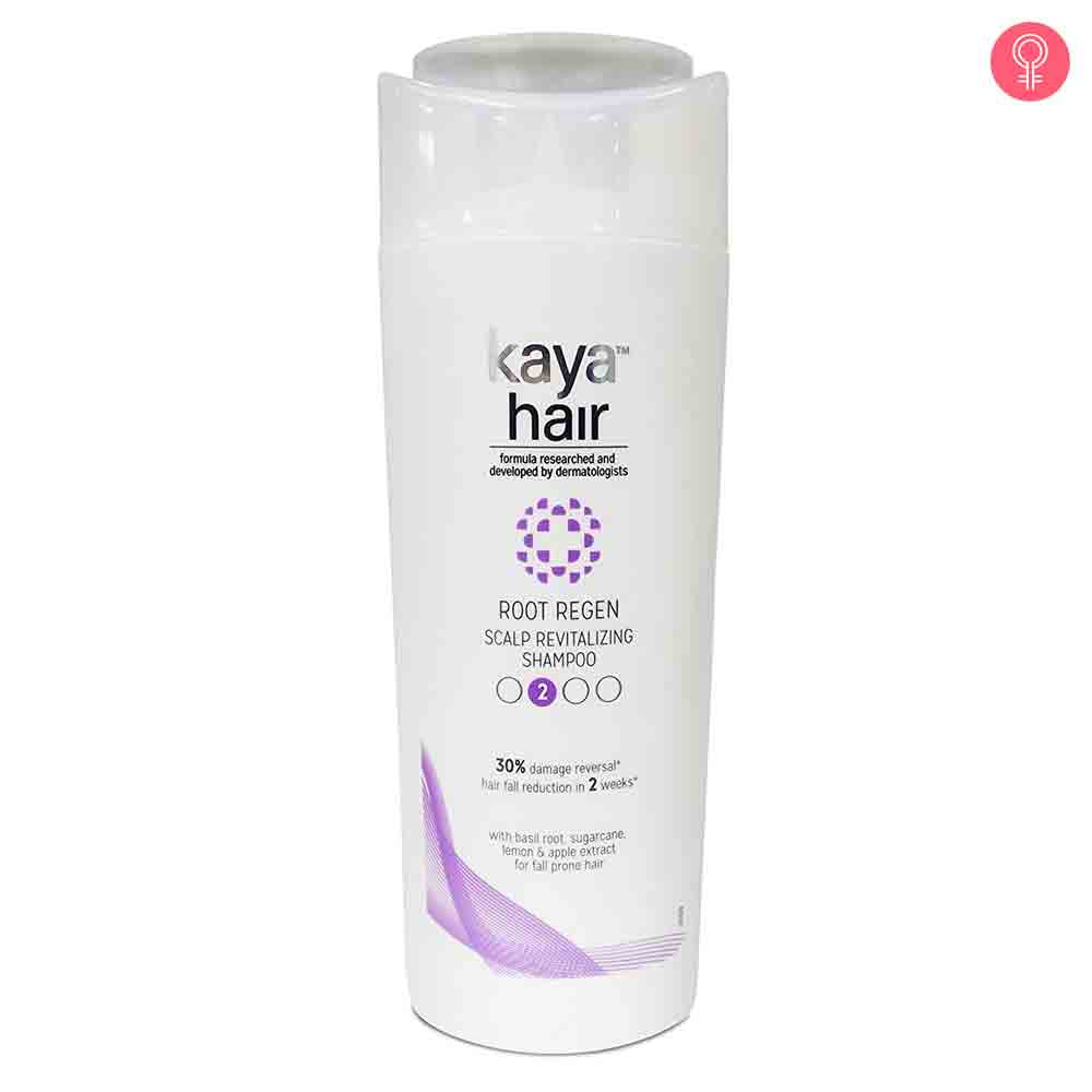 Kaya Skin Clinic Root Regen Scalp Revitalizing Shampoo