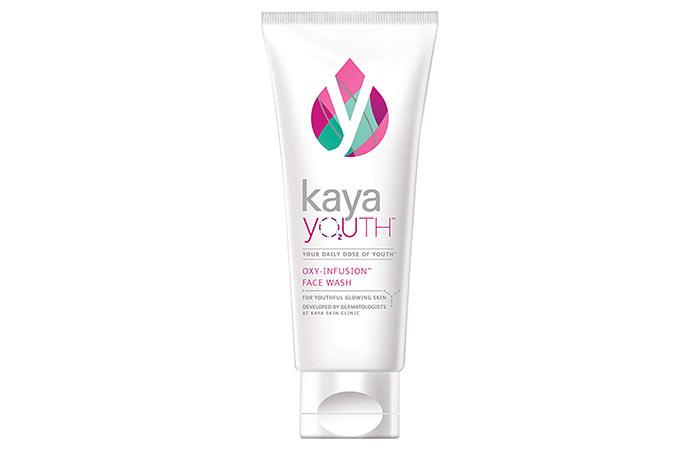 Kaya Youth O2 Oxy-Infusion Face Wash