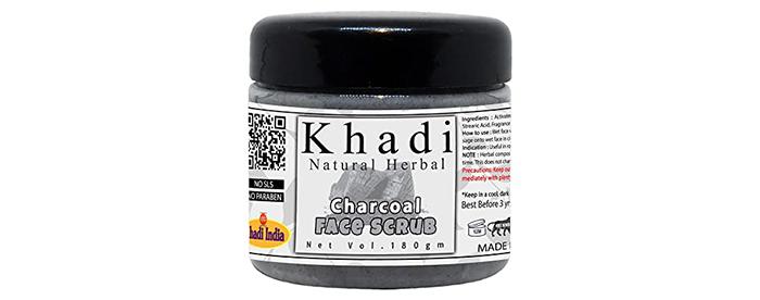 Khadi Natural Herbal Charcoal Face