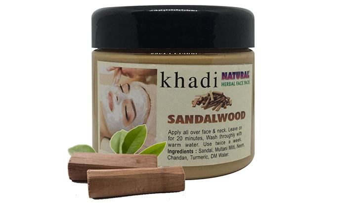 Khadi Natural Herbal Sandalwood Face Pack
