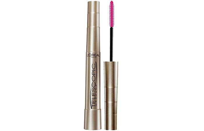 L'Oreal Paris Makeup Telescopic Original Mascara - Blackest Black