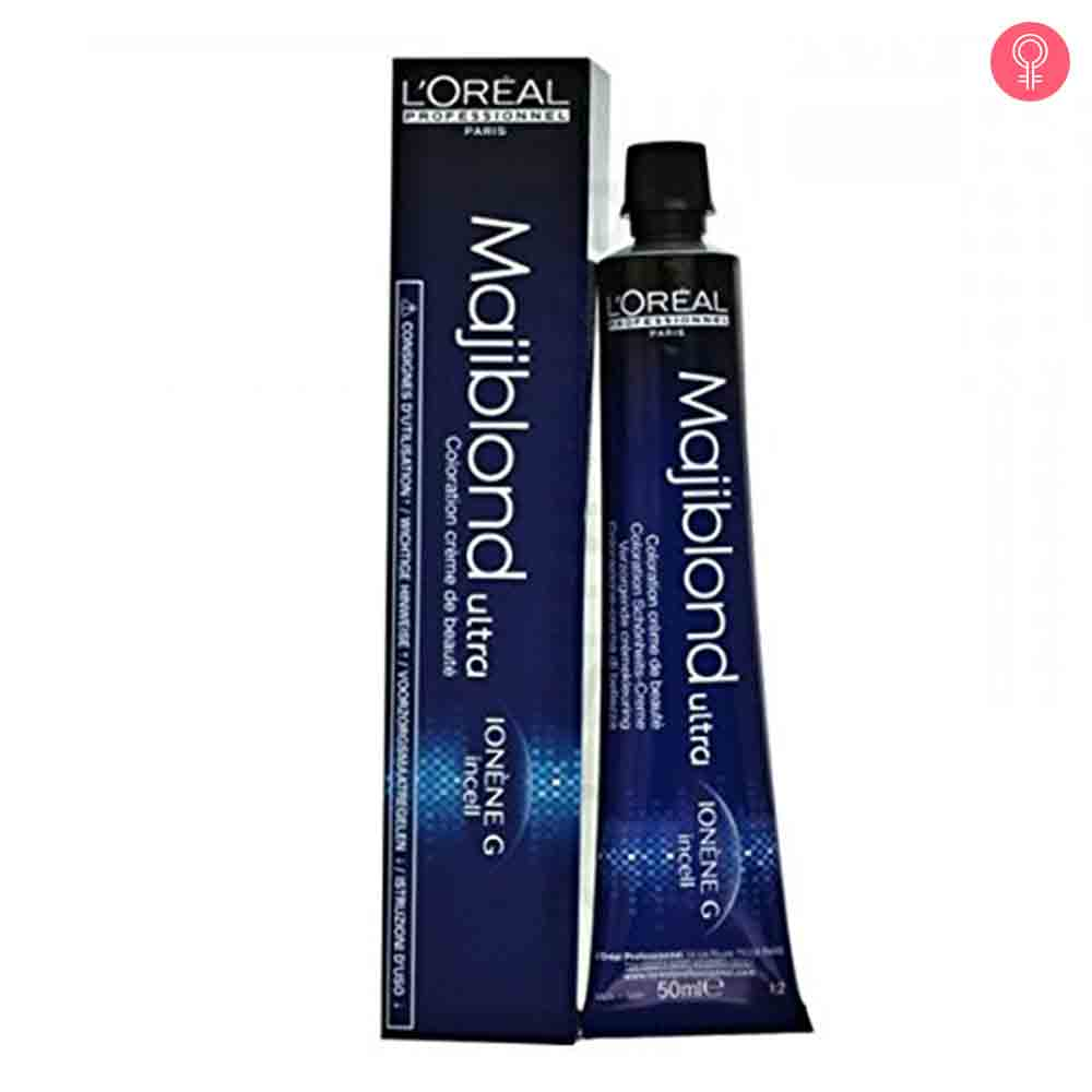 L'Oreal Professionnel Majiblond Ultra Hair Color
