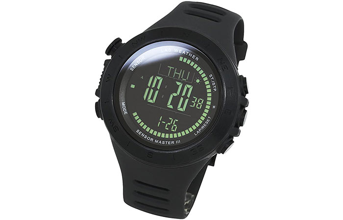 Lad Weather Sensor Watch