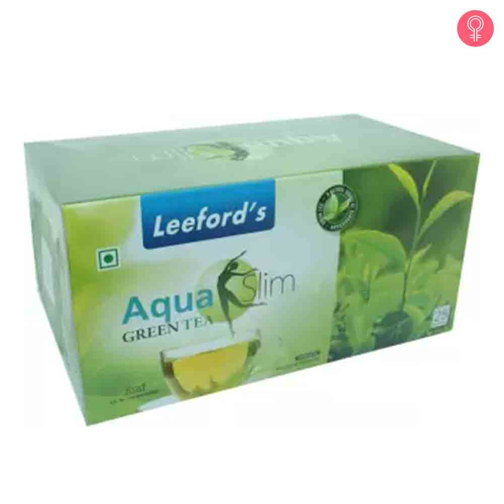 Leeford Aqua Slim Green Tea
