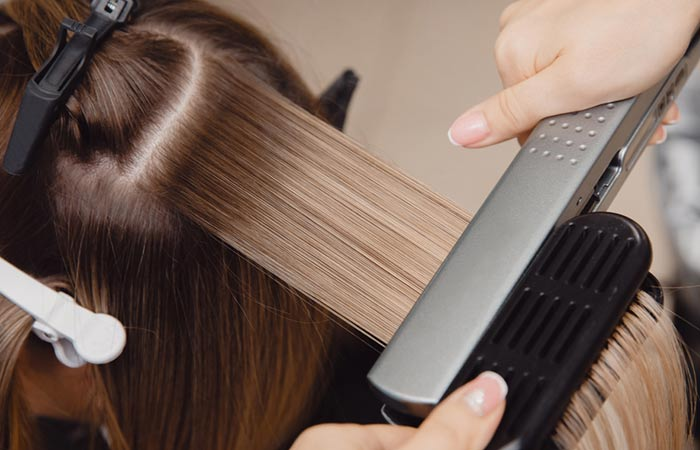 Make Your Hair StrongerAgainst Styling Damage