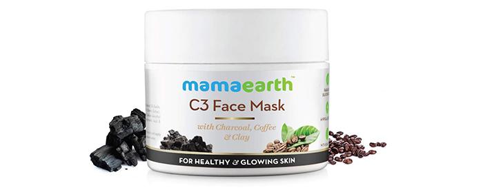Mamaarth C3 Face Mask