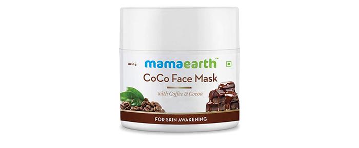 Mamaarth Cocoa Face Mask