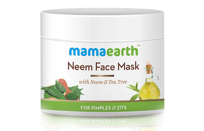 Mamaarth Neem Face Pack