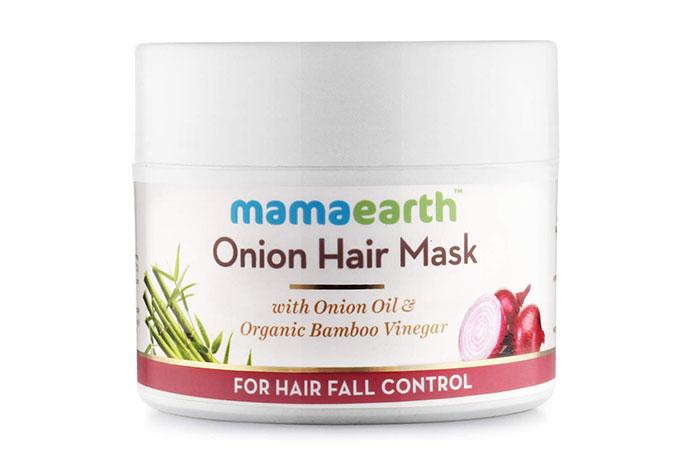 Mamaarth Onion Hair Mask