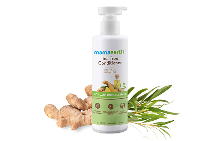 Mamaarth Tea Tree Conditioner