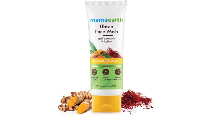 Mamaarth Ubatan Natural Face Wash
