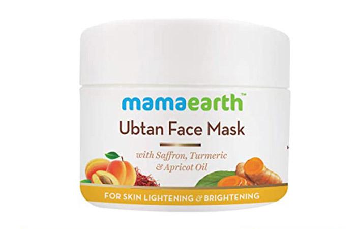Mamaarth Upton Face Mask