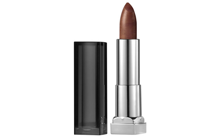 Maybelline New York Color Sensational Matte Metallic Lipstick - Molten Bronze