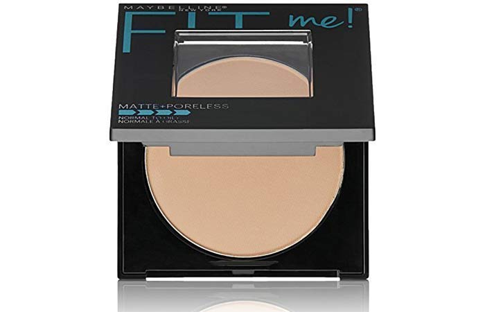 Maybelline New York Fit Me Mat + Porless Powder, Porcelain