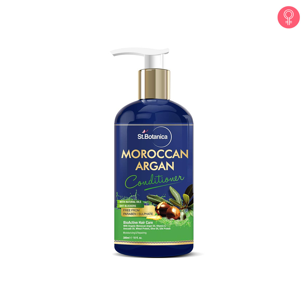 St.Botanica Moroccan Argan Hair Conditioner