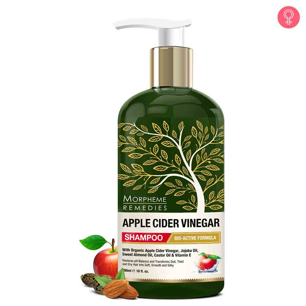 Morpheme Remedies Apple Cider Vinegar Shampoo