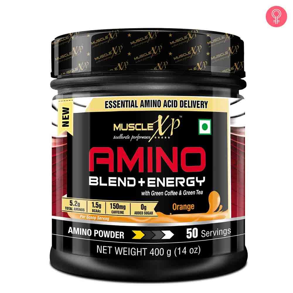 MuscleXP Amino Blend & Energy Powder