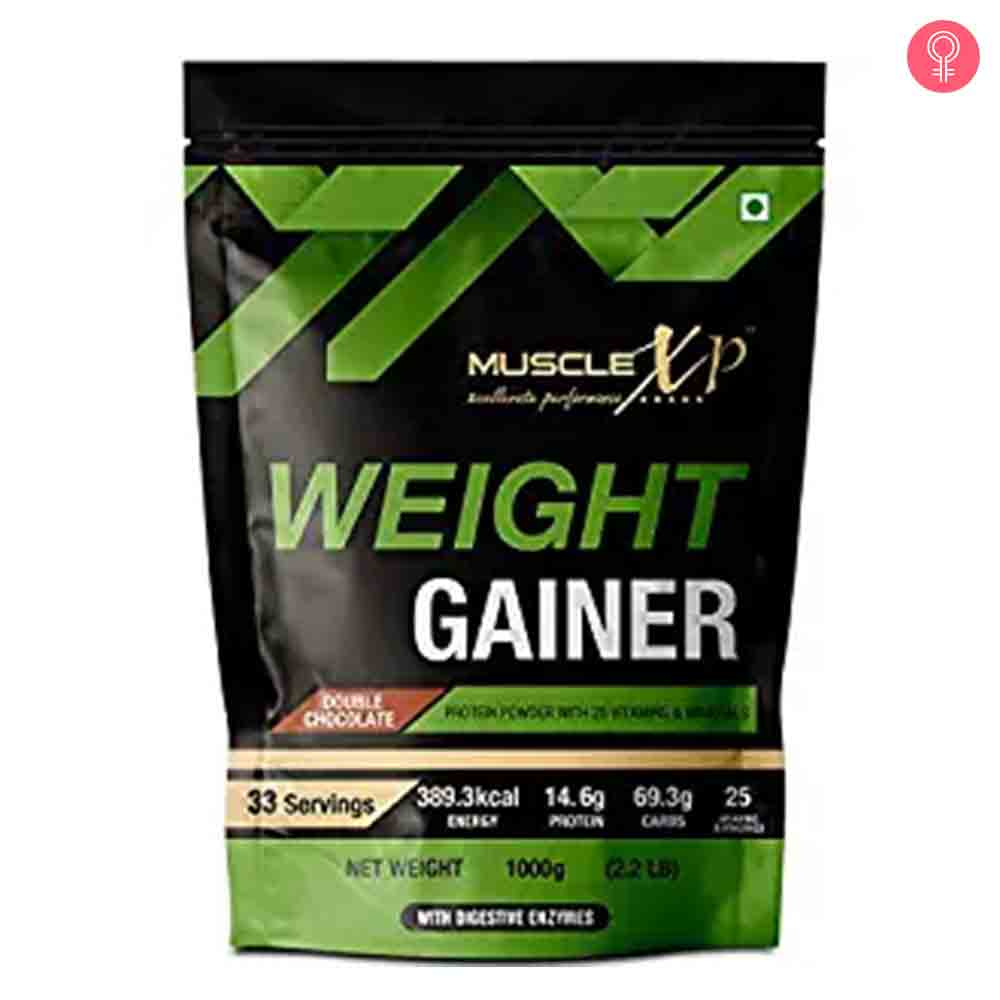 MuscleXP Weight Gainer
