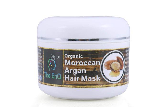 NQ Moroccan Hair Mask