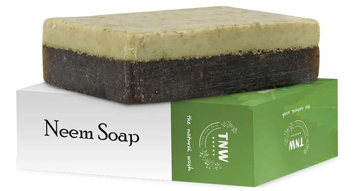 Natural Wash Handmade Neem Soap