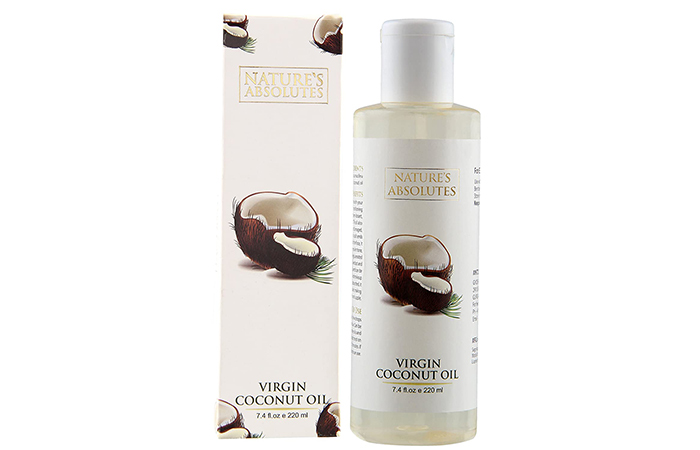 Natures Absolute Virgin Coconut Oil