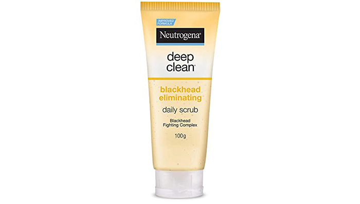 Neutrogena Deep Clean Blackhead Eliminating