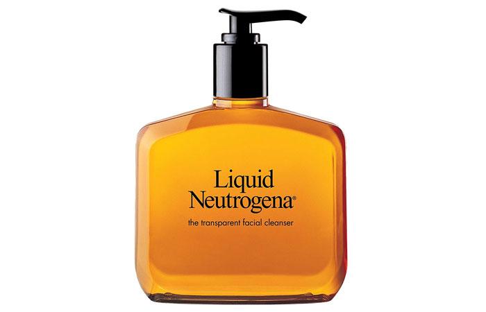 Neutrogena Fragrance Free Liquid