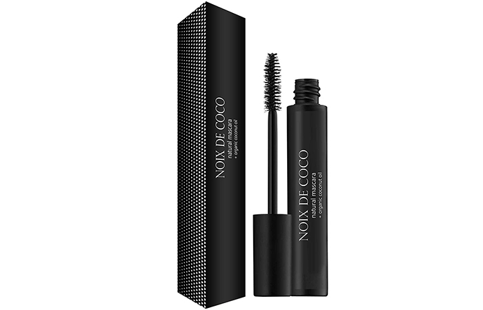 Noix de Coco Organic Coconut Oil Mascara - Black