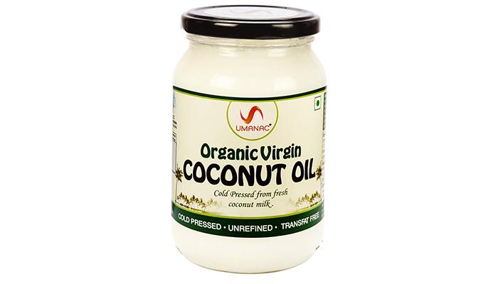 Non-standard organic virgin coconut oil