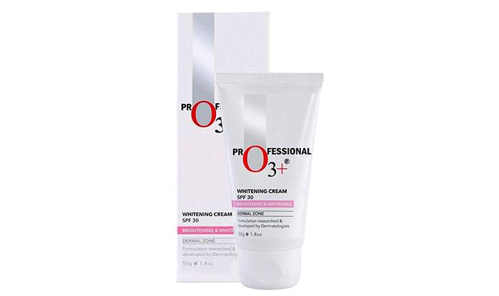 O3 + Whitening Cream