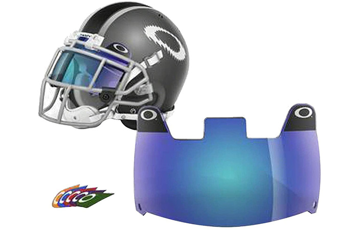 Oakley Football Shield