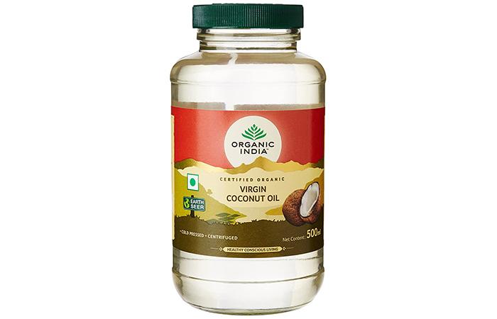 Organic India Virgin Coconut Oil