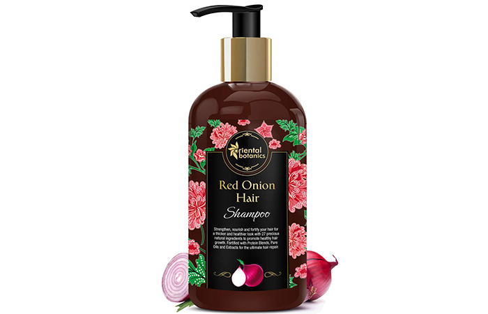 Oriental Botanics Red Onion Hair Shampoo