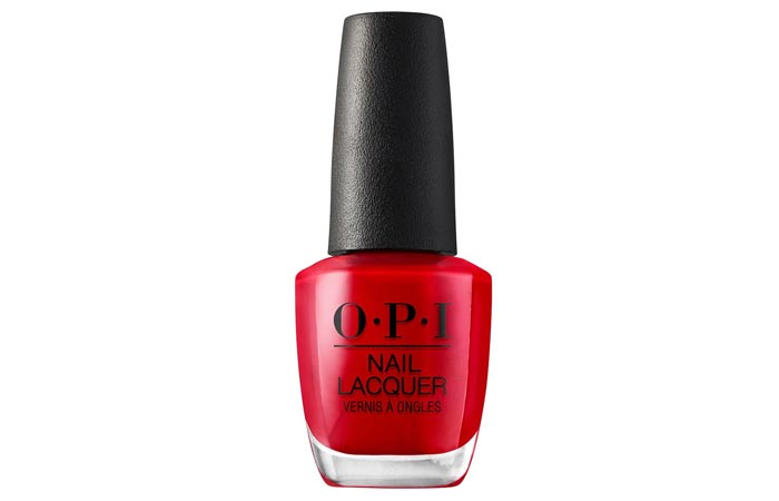 P.I Nail Lacquer - Big Apple Red