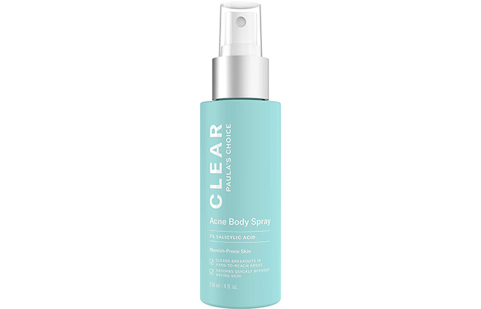 Paula's Choice CLEAR Acne Body Spray