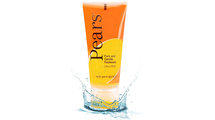 Pears Pure & Gentle Face Wash