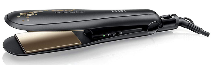 Philips HP 831600 Kerasin Hair Straightener