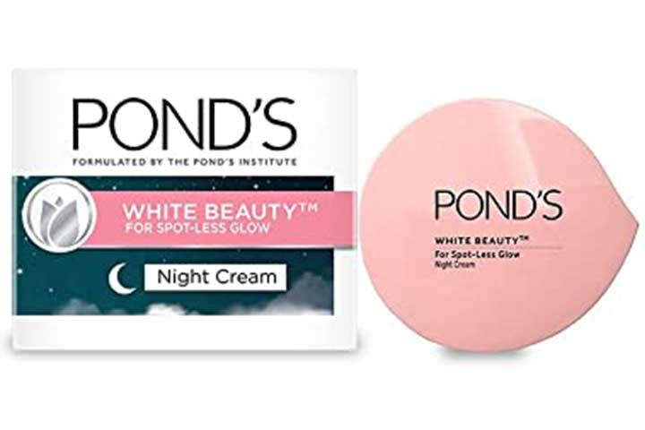 Ponds White Beauty Night Cream