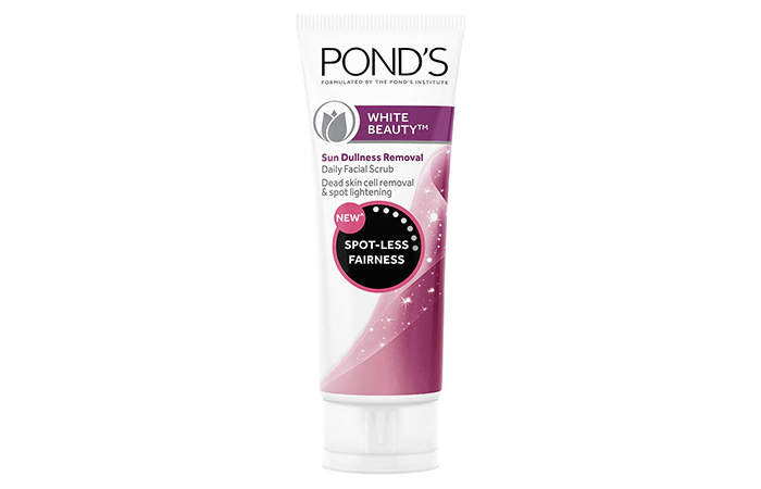 Ponds White Beauty Sun Dulness Removal