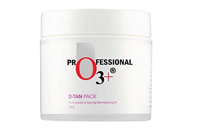 Professional o 3d tan pack