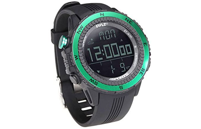 Pyle Digital Multifunction Sports Wrist Watch