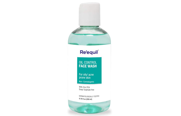 REEQUIL Oil Control Anti Acne Face Wash