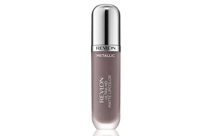 Revlon Ultra HD Metallic Matte Liquid Lipcolor - HD Luster