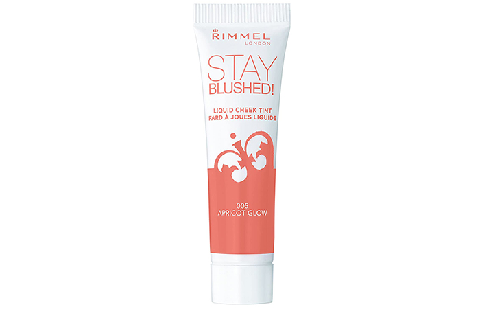 Rimmel London Liquid Cheek Tint
