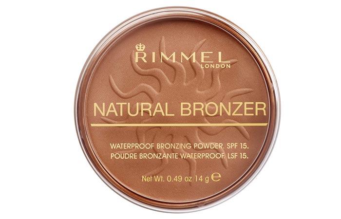 Rimmel Natural Bronzer- Sun Bronze