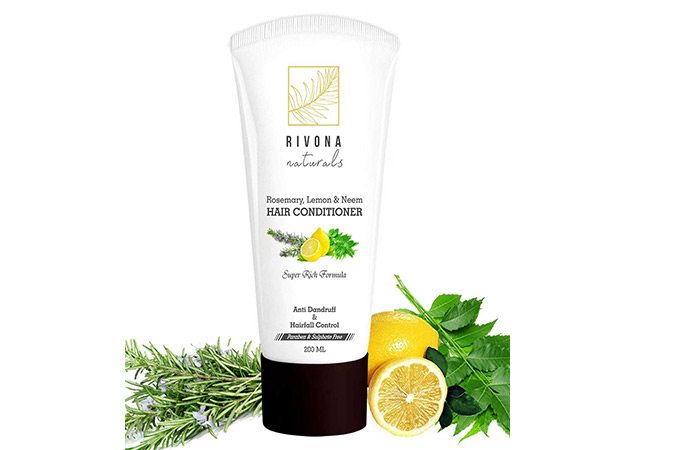 Rivona Naturals Hair Conditioner
