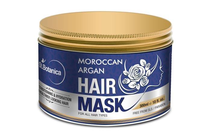 Saint Botanica Moroccan Argon Hair Mask