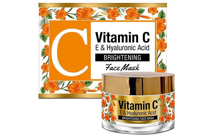 Saint-Botanica Vitamin-C, E & Hyaluronic